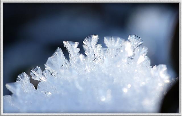 Krone aus Kristallen