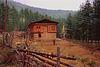 Construction for a new Bhutanese farmer house