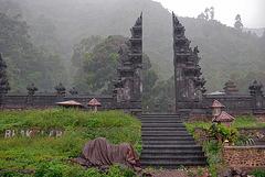 Pancering Jagat temple in Trunyan
