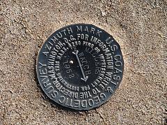 McDonald Ranch USGS - Trinity Site (2004)