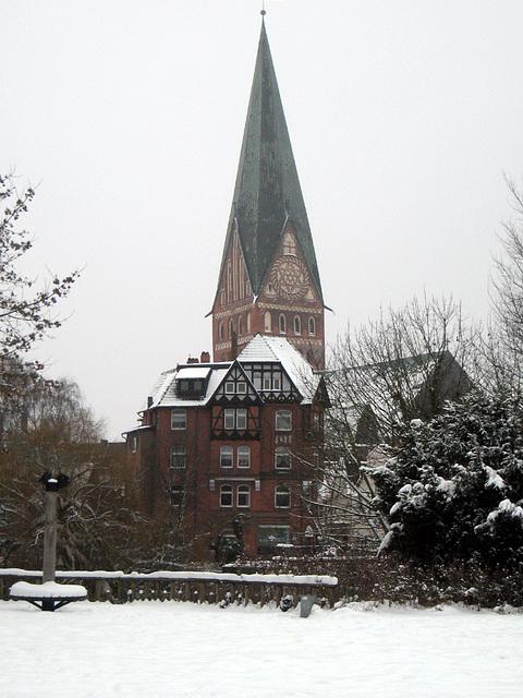 Lüneburg, Johanniskirche