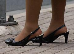 work heels