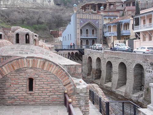 Tbilisi's Sulphur Baths