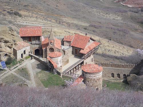 Lavra Monastery, Davit Gareja