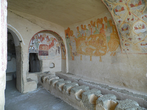 Cave Refectory
