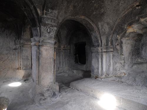 """Single Column Cave"""