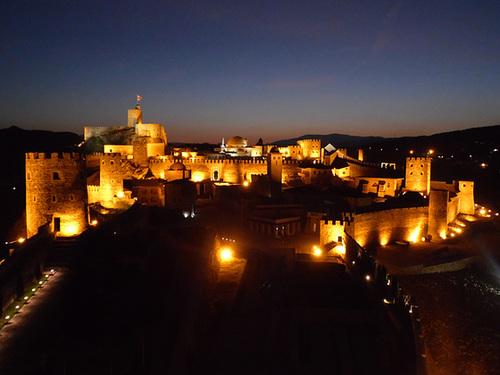 The Castle Above Akhaltsikhe