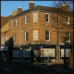 Jericho's old corner shop