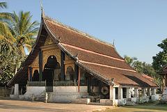 Wat Rasavolavihane simple called Wat Pak Ou