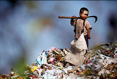 Le travail des enfants dans le monde