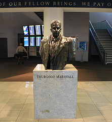 03.ThurgoodMarshallTribute.BWI.Airport.MD.10March2010