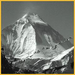 Daulaghiri, géant d'Himalaya