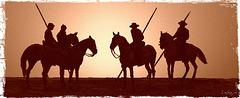 coucher de chevaux