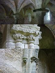 détails des piliers