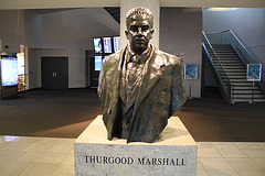 08.ThurgoodMarshallTribute.BWI.Airport.MD.10March2010
