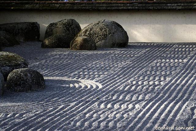 ipernity le jardin sec karesansui by bernard. Black Bedroom Furniture Sets. Home Design Ideas