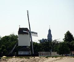 Het strand St. Anneke 1