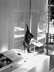 Female Supremacy /  Suprématie de la Femme - Bata shoe Museum-