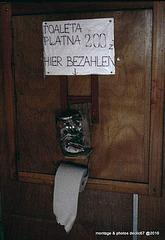 humour 'papier wc'