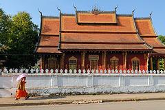 Wat Sènsoukharam known as Wat Saen