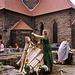 1994 7 Burg Querfurt, Mittelalterfest