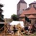 1994 6 Burg Querfurt, Mittelalterfest