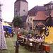 1994 4 Burg Querfurt, Mittelalterfest