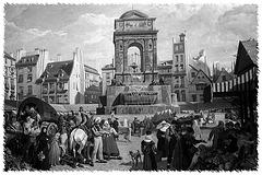 Fontaine des Innocents (Quartier des Halles)