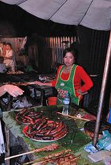 Laos sausages
