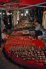 Plenty of handicraft sold at the market