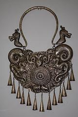 Silver handicraft work