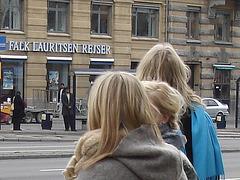 Falk Lauritsen Reiser blondes quatuor