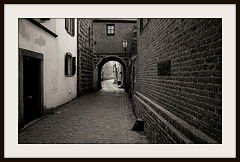 Zons, Gasse