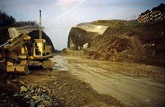 BAB 535 im Bau