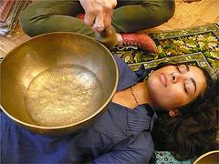 chakras et bols chanteurs