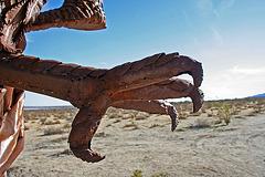 Galleta Meadows Estates Bird Sculpture (3615)