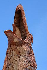 Galleta Meadows Estates Bird Sculpture (3617)