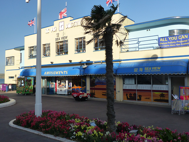 The Pier Bandstand, Weymouth (1) - 31 August 2014