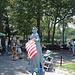 Human liberty statue /  NYC -   Sans date -  Création Krisontème