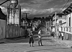 santiago streets