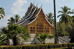 Haw Pha Bang at the National Museum