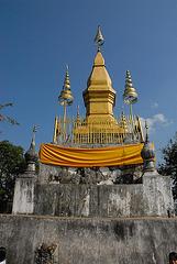That Chomsi Temple at Phu Si