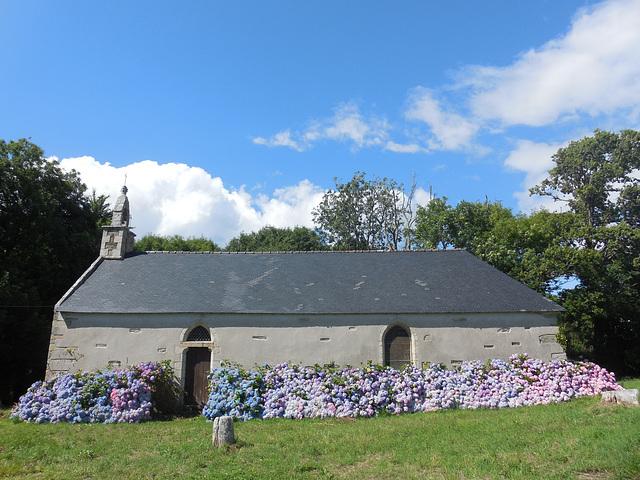 chapelle Moelan sur Mer
