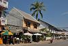 Sisavangvong Rd. in Luang Prabang
