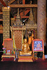 Wat Xieng Thong side altar