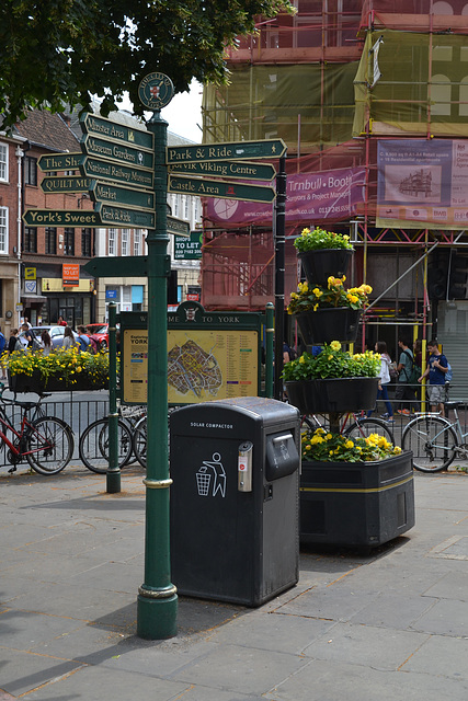 York and Le Tour