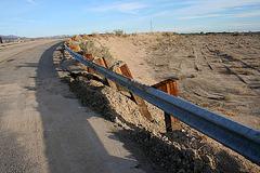 Erosion on Box Canyon Road (3831)