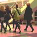 Ferry Swedish high-heeled Goddesses /  Jeunes Déesses suédoises en talons hauts /  24 octobre 2008. - Postérisation