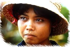 Visage de Bali