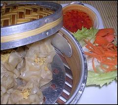 delicious starter in Thai Restaurant Kien-du-kiang-thong